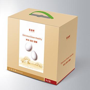 定制蛋类礼品箱