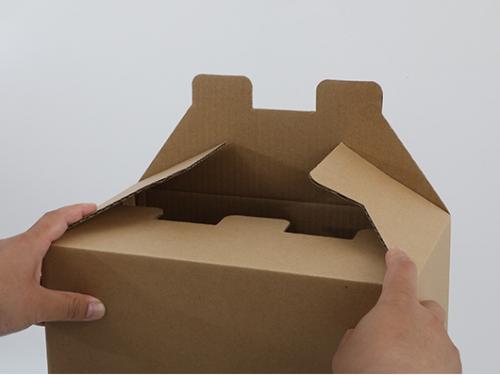 零胶带纸箱厂家